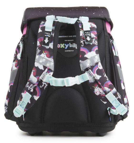 ... Iskolatáska anatómiai Premium Fluffy Unicorn + fényvisszaverő függő és  szállítás ingyen ... 001c209420