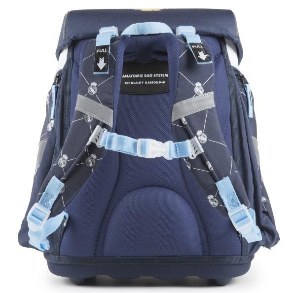 5fbda7b2c992 ... Iskola táska anatómiai Premium Real Madrid - SZETT és fényvisszaverő  karkötő és szállítás ingyén ...