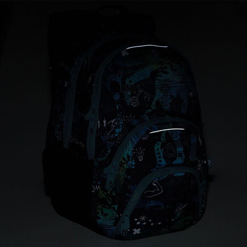 Topgal SIAN 19036 B diák hátizsák és ingyenes szállítás