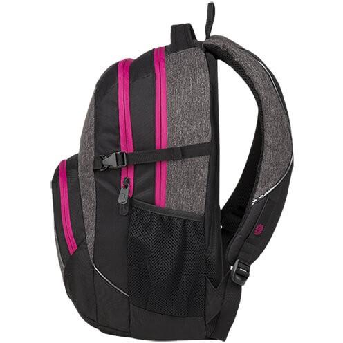Iskola hátizsák Bagmaster MATRIX 9 A + fülhallgató és szállítás ingyen