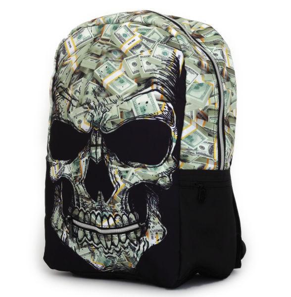 Design iskola és szabadidő hátizsák Mr. Peterson money - MOJO ... e148f5dc67
