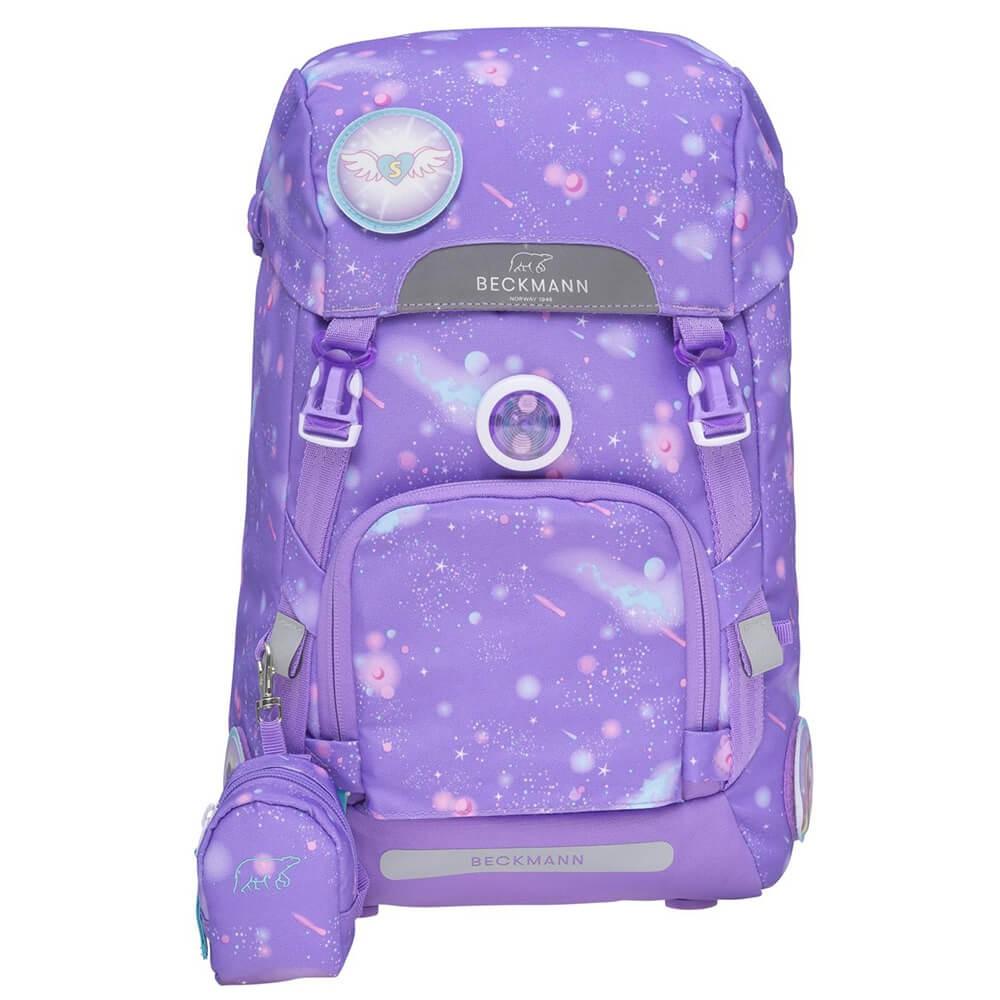 Beckmann Super Pony 4 részes iskolai hátizsák szett és ingyenes szállítás