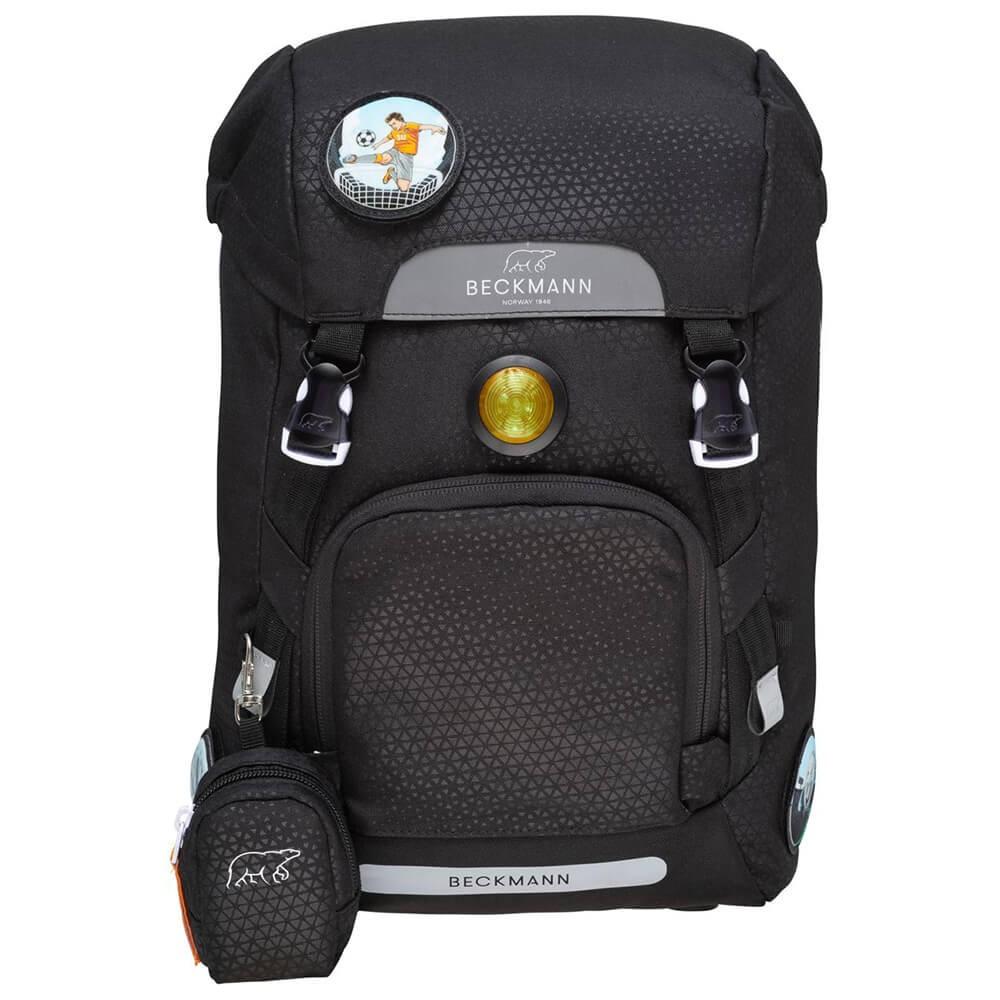 Beckmann Tiger Team 4 részes iskolai hátizsák szett és ingyenes szállítás