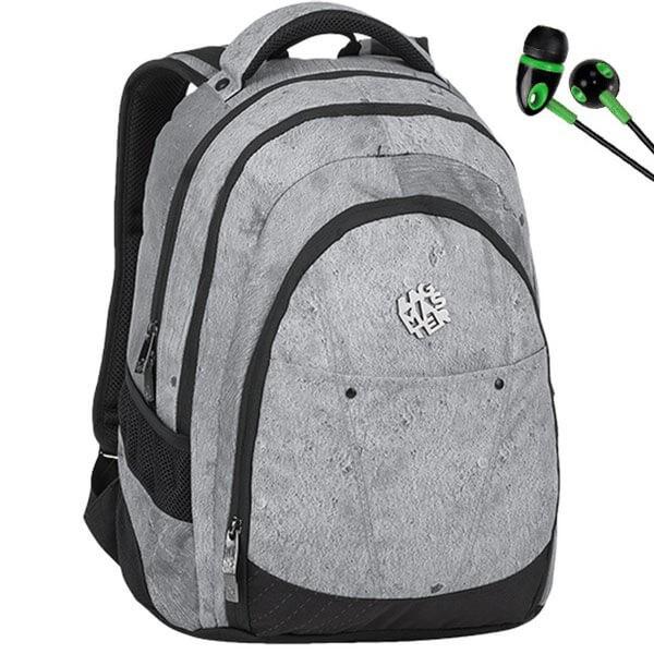 Diák hátizsák Bagmaster DIGITAL 9 E + fülhallgató és szállítás ingyen 04db6979eb