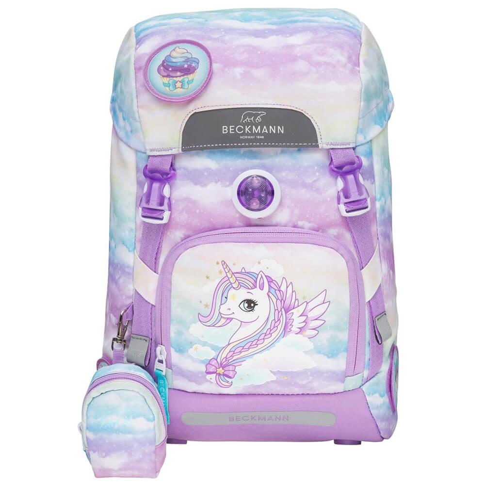 Beckmann Unicorn iskolai hátizsák és ingyenes szállítás