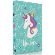 Unicorn iconic A4-es füzettartó box