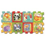 TREFL Fisher Price ZOO habszivacs puzzle