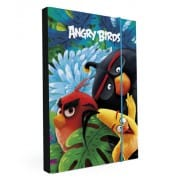 Füzettartó A4 Angry Birds Movie