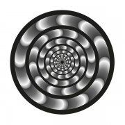 Nikidom Roller Wheel Stickers Hypnotic matrica szett