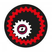 Nikidom Roller Wheel Stickers Mechanic matrica szett
